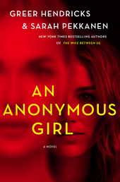 An Anonymous Girl Book Cover - Click to open Top Sellers panel