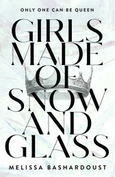 Girls Made of Snow and Glass Book Cover - Click to open Coming Soon panel