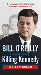 Killing Kennedy Book Cover - Click to see book details