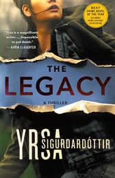 The Legacy Book Cover - Click to open New Releases panel