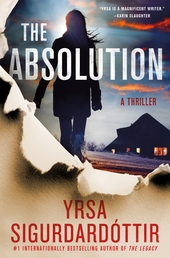 The Absolution Book Cover - Click to open New Releases panel