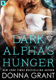 Dark Alpha's Hunger Book Cover - Click to open Top Sellers panel