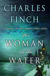 The Woman in the Water Book Cover - Click to open Coming Soon panel