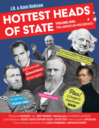Hottest Heads of State Book Cover - Click to open Top Sellers panel
