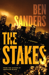 The Stakes Book Cover - Click to open Coming Soon panel