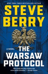 The Warsaw Protocol Book Cover - Click to open New Releases panel