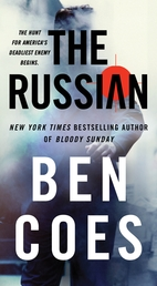 The Russian Book Cover - Click to open New Releases panel