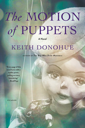 The Motion of Puppets Book Cover - Click to see book details