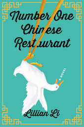 Number One Chinese Restaurant Book Cover - Click to open Henry Holt panel