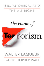 The Future of Terrorism Book Cover - Click to open Coming Soon panel