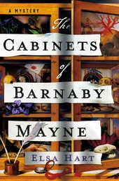 The Cabinets of Barnaby Mayne Book Cover - Click to open New Releases panel