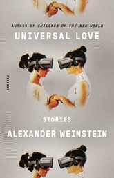 Universal Love Book Cover - Click to open New Releases panel
