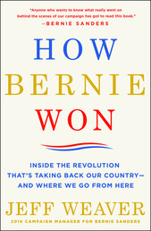 How Bernie Won Book Cover - Click to open Coming Soon panel