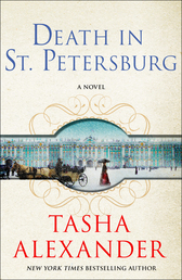 Death in St. Petersburg Book Cover - Click to open Coming Soon panel