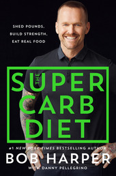 The Super Carb Diet Book Cover - Click to open Top Sellers panel
