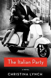 The Italian Party Book Cover - Click to open New Releases panel