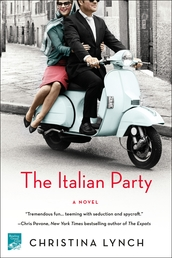 The Italian Party Book Cover - Click to open Coming Soon panel