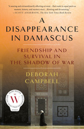 A Disappearance in Damascus Book Cover - Click to open New Releases panel