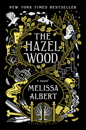 The Hazel Wood Book Cover - Click to open Top Sellers panel