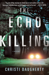 The Echo Killing Book Cover - Click to open New Releases panel