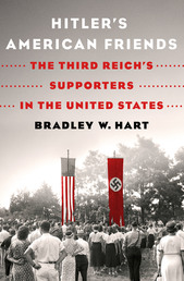 Hitler's American Friends Book Cover - Click to open New Releases panel
