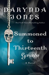 Summoned to Thirteenth Grave Book Cover - Click to open New Releases panel