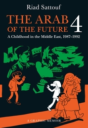 The Arab of the Future 4 Book Cover - Click to open Top Sellers panel
