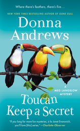 Toucan Keep a Secret Book Cover - Click to open Coming Soon panel