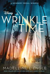 A Wrinkle in Time Movie Tie-In Edition Book Cover - Click to open Macmillan Kids panel