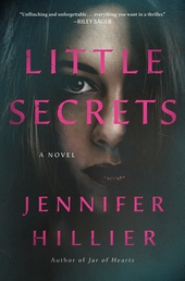 Little Secrets Book Cover - Click to open Coming Soon panel