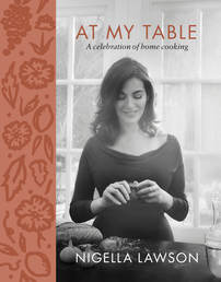 At My Table Book Cover - Click to open Cookbooks panel