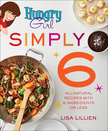 Hungry Girl Simply 6 Book Cover - Click to open Top Sellers panel