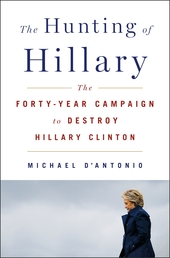 The Hunting of Hillary Book Cover - Click to open New Releases panel