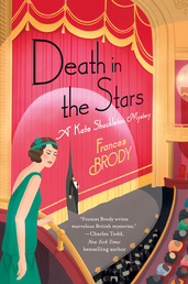 Death in the Stars Book Cover - Click to open New Releases panel