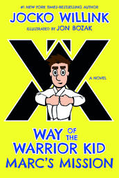Marc's Mission Book Cover - Click to open Macmillan Kids panel