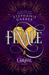Finale Book Cover - Click to open Top Sellers panel