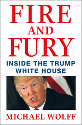 Fire and Fury Book Cover - Click to open Top Sellers panel
