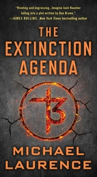 The Extinction Agenda Book Cover - Click to open New Releases panel