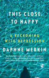 This Close to Happy Book Cover - Click to see book details