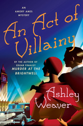 An Act of Villainy Book Cover - Click to open New Releases panel