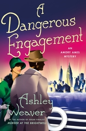 A Dangerous Engagement Book Cover - Click to open New Releases panel
