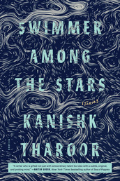 Swimmer Among the Stars Book Cover - Click to open New Releases panel