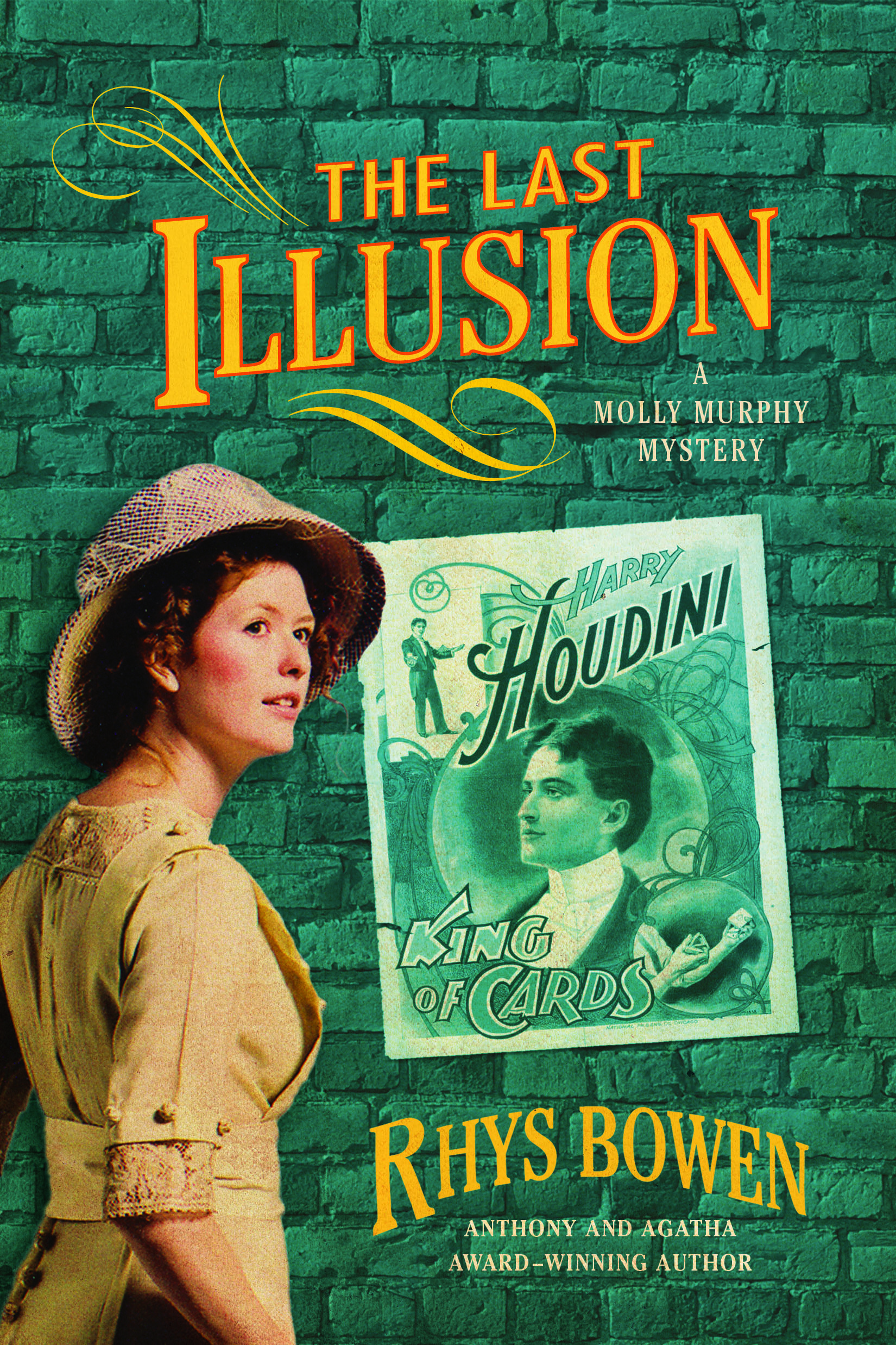 The Last Illusion Book Cover - Click to open New Releases panel
