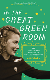 In the Great Green Room Book Cover - Click to open New Releases panel