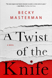 A Twist of the Knife Book Cover - Click to open Coming Soon panel