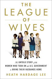 The League of Wives Book Cover - Click to open Latest Guides panel