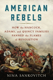 American Rebels Book Cover - Click to open Latest Guides panel