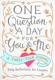 One Question a Day for You & Me: Daily Reflections for Couples Book Cover - Click to open Top Sellers panel
