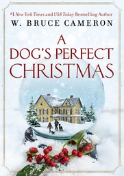 A Dog's Perfect Christmas Book Cover - Click to open Top Sellers panel