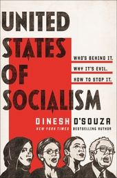 United States of Socialism Book Cover - Click to open Top Sellers panel